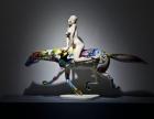秋霞雕塑作品