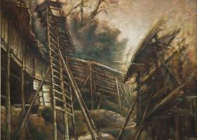 陈红旗《你死在哪根木架上》